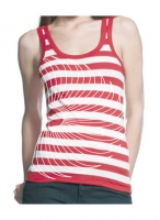 tank top white farn